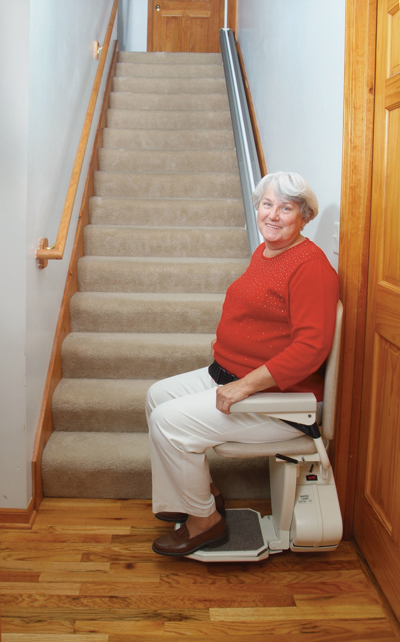 Stair Lift | Installation | Pinnacle SL600 |Medical Equipment | Home Health Depot | Los Angeles | South Bay | Long Beach | Carson, Torrance, San Pedro, Palos Verdes, RPV, Santa Monica, Lomita, Redondo Beach, Compton, Gardena, Manhattan Beach Venice